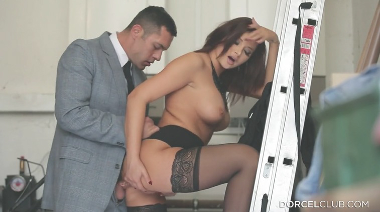 Sweet panty ass